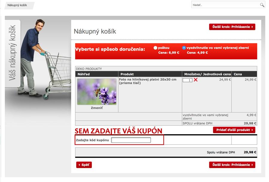 Online Kupon