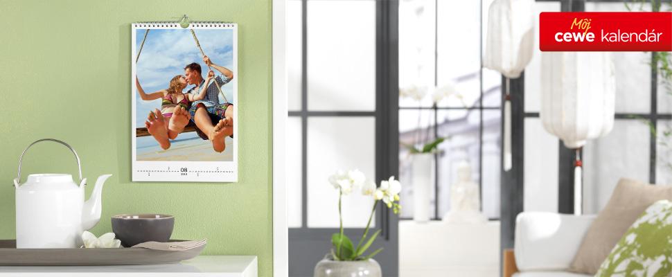 Nástenný kalendár A4