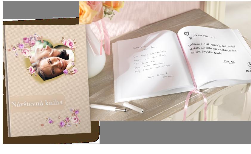 Zápisník ako kniha hostí