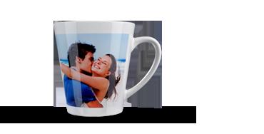 Mala Latte skodelica