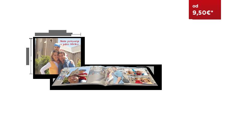 CEWE FOTOKNJIGA Kompaktna: Panoramska fotoknjižica