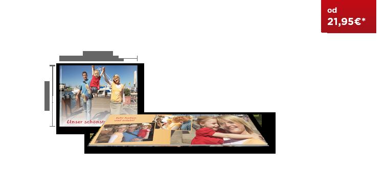 CEWE FOTOKNJIGA Kompakt panorama: Fotopapir
