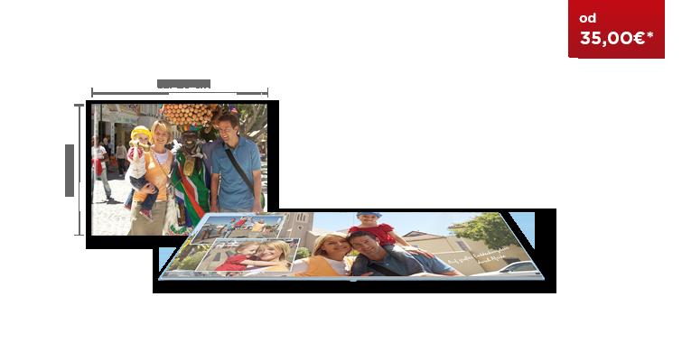 CEWE FOTOKNJIGA Velika panorama: fotopapir
