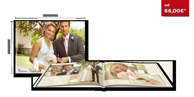 CEWE FOTOBUCH XXL Panorama: Hardcover-Einband