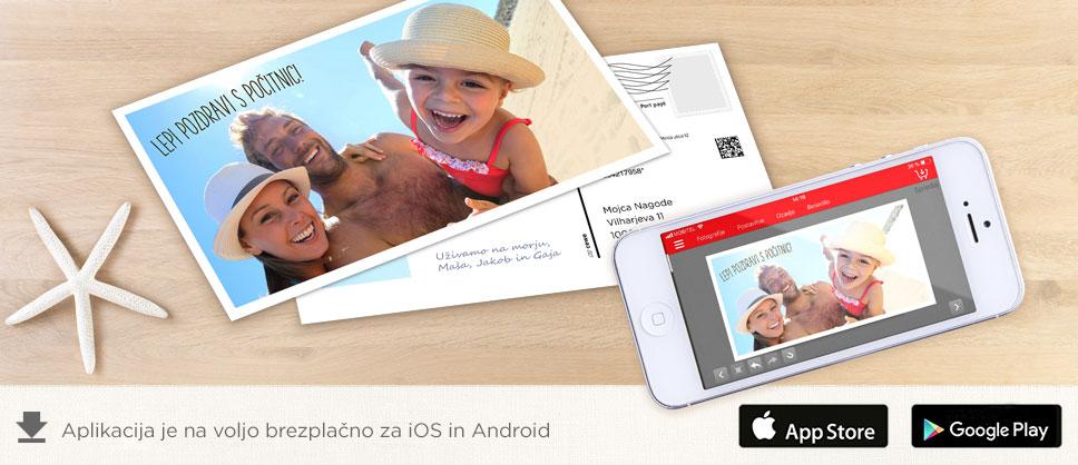 Mobilno aplikacijo CEWE Fotosvet