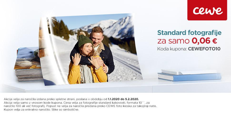 Standard fotografije za samo 0.06 €