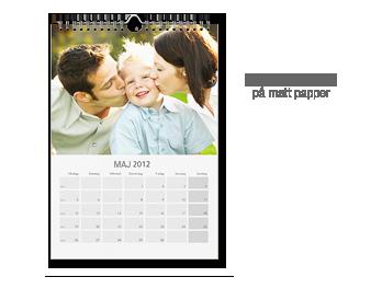 fotokalendrar tryckta kalendrar väggkalendrar a4