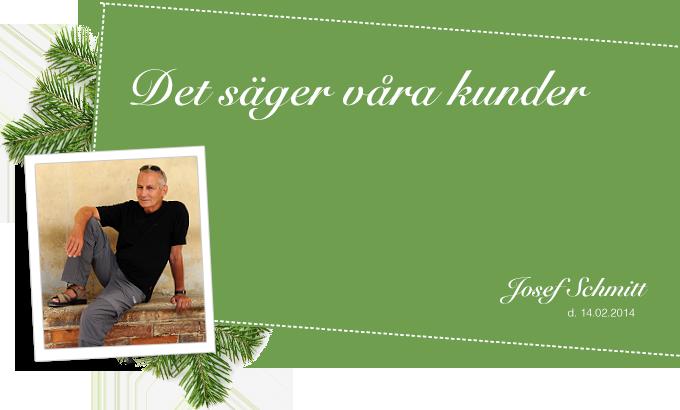 Kunde - Josef Schmitt