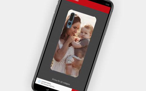 Mobilskal i app