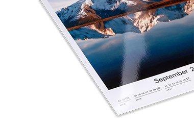 Blankt fotopapper