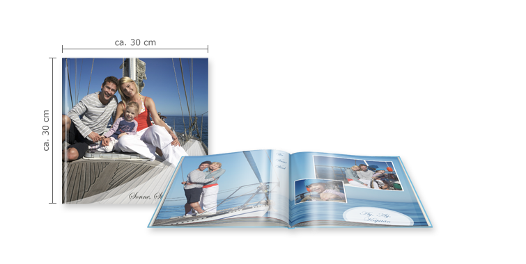 CEWE FOTOBOG XL: Højglanspapir