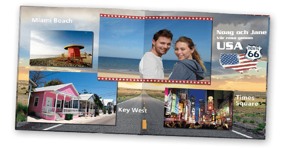 CEWE FOTOBOK XL på fotopapper