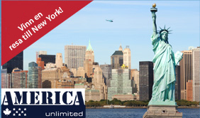 Vinn en resa till New York!