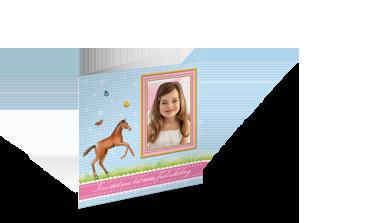 DUBBLA KORT 14x14 cm - Priset gäller 10 st kort och kuvert på KÖPET!