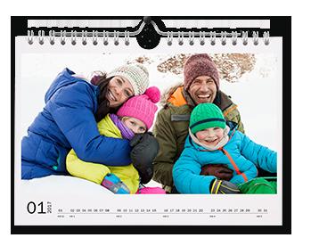 Väggkalender A5