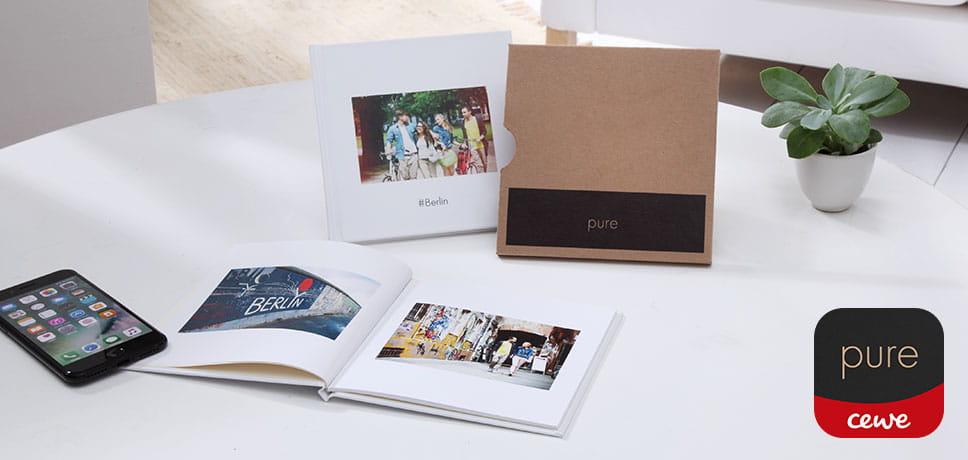 CEWE FOTOBOK Pure