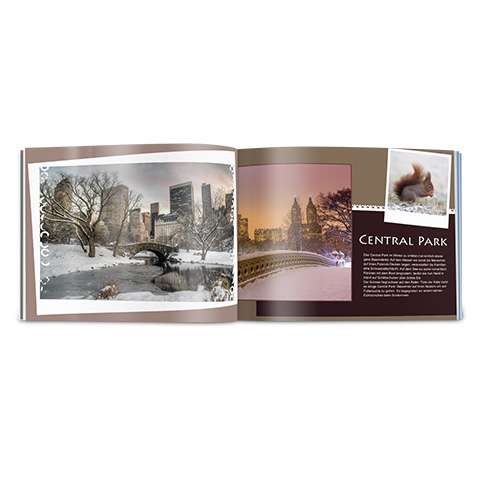 LIVRE PHOTO CEWE A5 panorama