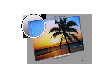 Fotos hinter Acrylglas