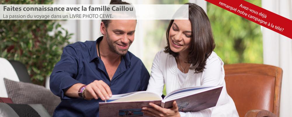 Vidéo de la famille Caillou