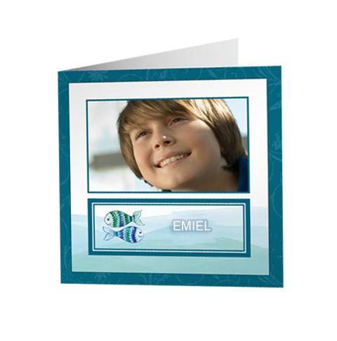 Cartes doubles 14x14 cm