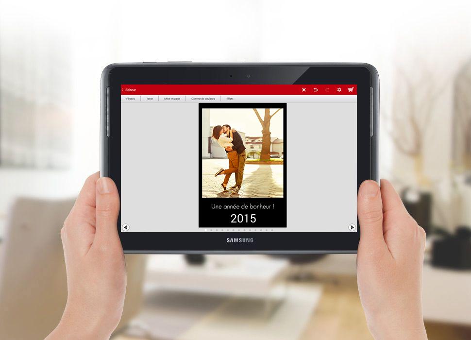 8. Créez un calendrier photo personnalisé
