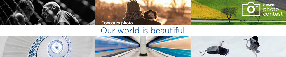 Concours photo Our world is beautiful