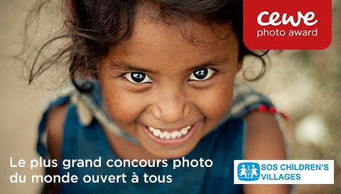 Participez au CEWE PHOTO AWARD
