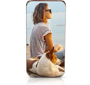 Coque iPhone Xs en bois
