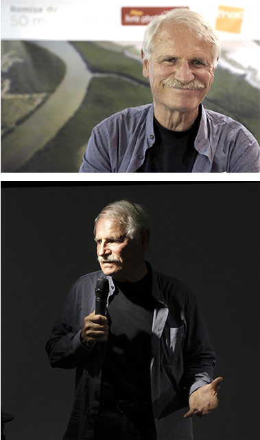 Yann Arthus-Bertrand - Invité d'honneur