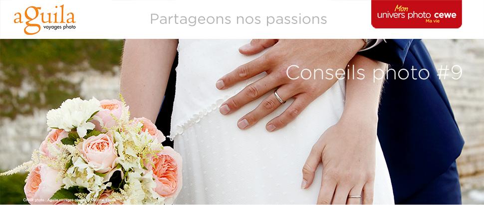 Photographier un mariage