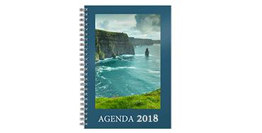 Agenda A5 (couverture)
