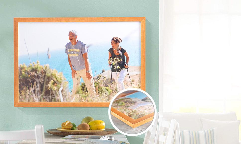 poster cadre stunning poster encadr caspar david friedrich le voyageur contemplant une mer de. Black Bedroom Furniture Sets. Home Design Ideas