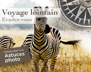 Aide à la création pour le thème «Voyage lointain»