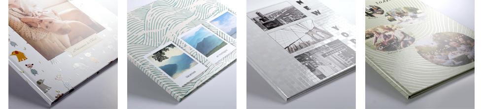 Plus de 20 motifs et designs modernes disponibles