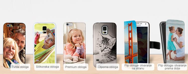 Tiskanje foto obloge za telefone i tablete