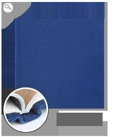 Uvez od premium platna (plavo)