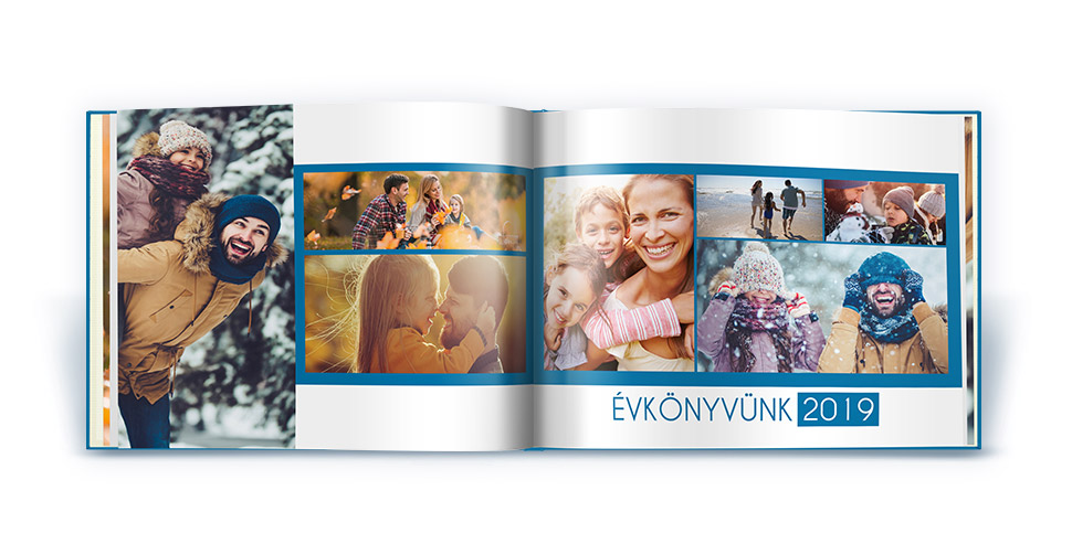 CWE FOTÓKÖNYV Évkönyv készítés