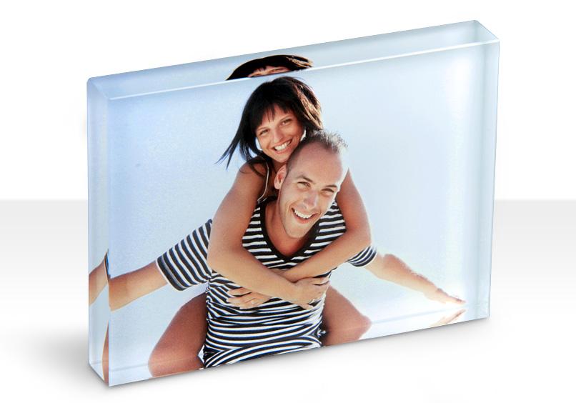 Targhetta plexiglass