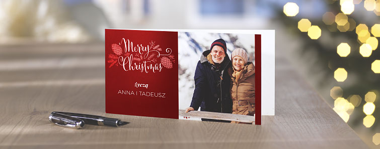 Wyślij osobiste życzenia na naszych Fotokartkach i zaskocz tych, którzy są Tobie bliscy sercu.
