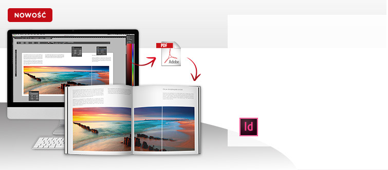 Kreator podkładów Adobe® InDesign®