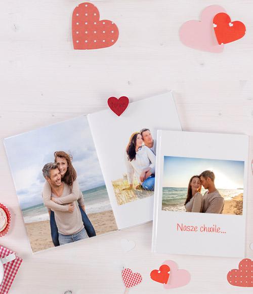 Fotoksiążka dla dziewczyny – uczucia w najlepszej formie