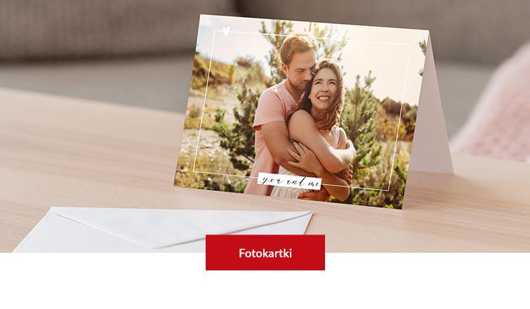 Fotokartki pocztowe z Twoim zdjęciem