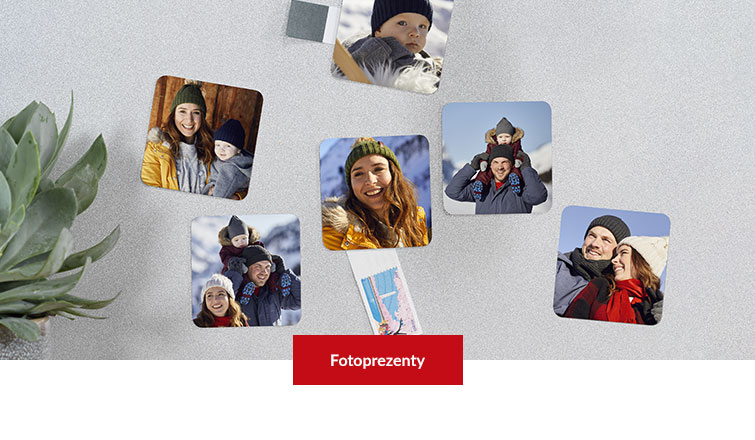 Kula śnieżna z Twoim zdjęciem