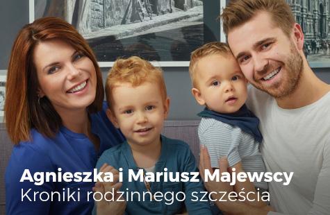 Agnieszka i Mariusz Majewscy