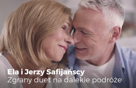 Ela i Jerzy Safijańscy