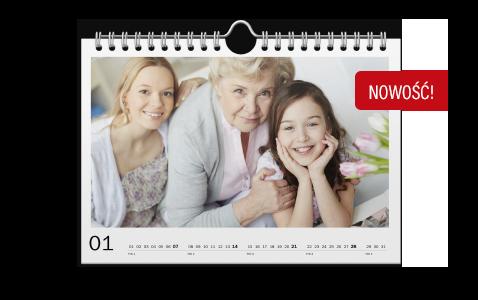 Fotograficzny kalendarz Adwentowy