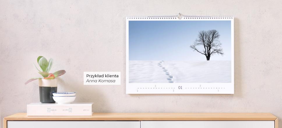 Tysiące klientów wybrało nasze kalendarze ścienne