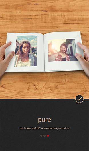 Aplikcja CEWE FOTOKSIĄŻKA Pure App