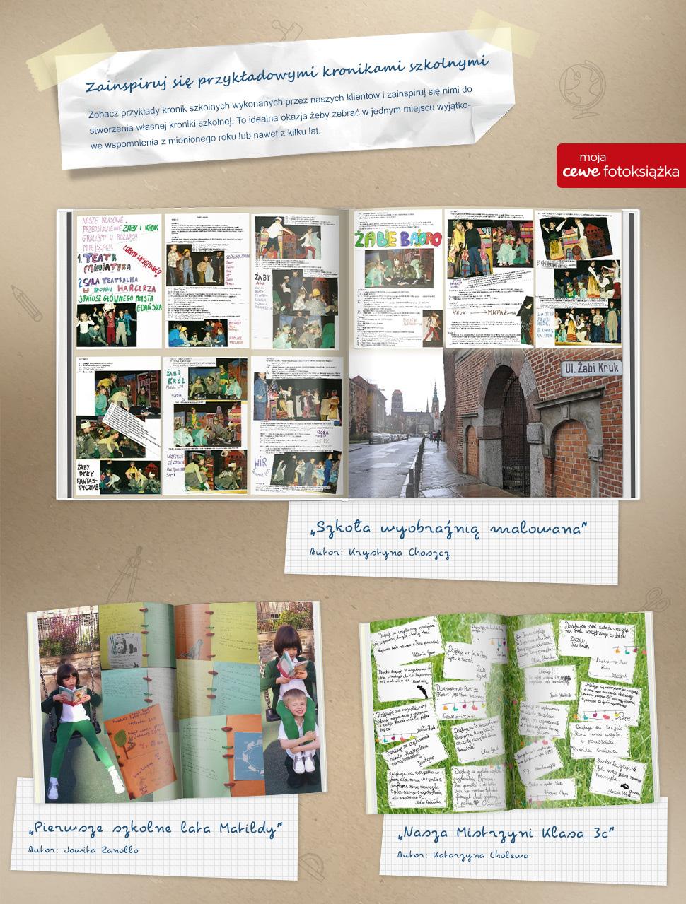 Kronika Szkolna - zainspiruj się przkładowymi kronikami szkolnymi