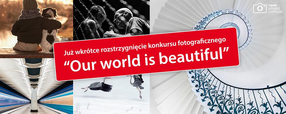 Międzynarodowy konkurs fotograficzny CEWE